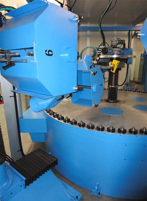 Flächenschleifmaschinen werkzeugeführt oder werkstückgeführt